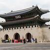 Gwanghwamun Gate of Gyeongbokgung Palace