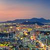 Seoul Panorama.