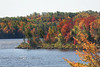 Beautiful Fall Colors Along Route 28 West - Northern Michigan