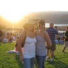 Me and Morgan at the Gorge - night 1.