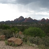 9/9 - storms moving in to Sedona