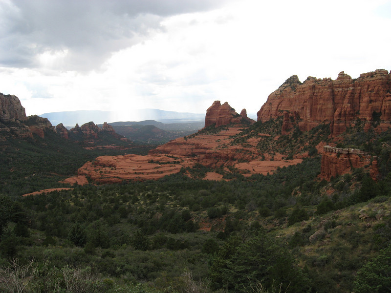9/9 - cow pie formation in Sedona