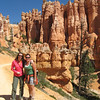 9/12 - Jenny and I at Bryce
