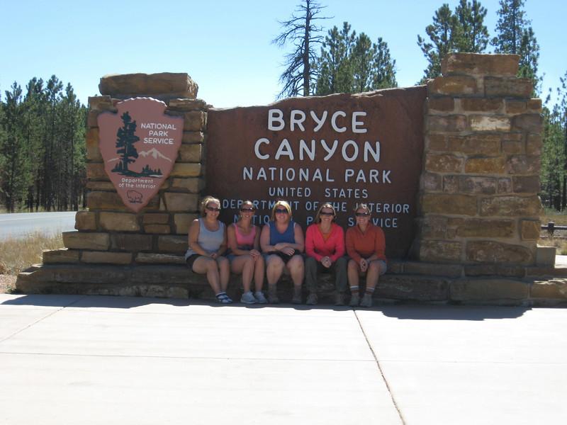 9/12 - Amy, Lisa, Olivia, Jenny and I