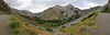 Another panorama of Lee Vining Canyon.