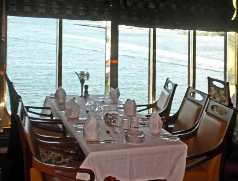 The Vista Dining Room. (Beyond Ships file photo.)