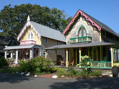 Martha's Vineyard - Oak Bluffs, MA September 8 - 10, 2010