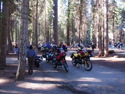 Sequoia Airheads Gathering 2018