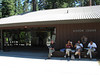 Grant Grove Visitor Center is our first stop.