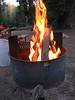 Love a good campfire!
