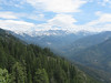 Gorgeous view of the Great Western Divide.