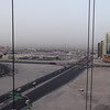 View from Dubai hotel room