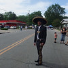 A local Mexican man dressed in his Sunday best.