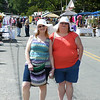 Tammy & Melissa enjoying the festival.