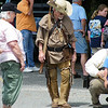 "Another old timey guy in Main Street, he was part of the ""living history"" part of the festival."