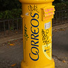 Spanish mailbox...