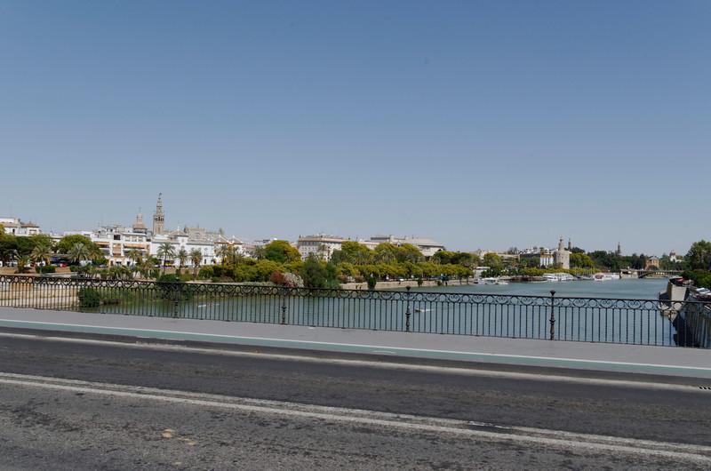 old side of Sevilla