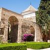 The Alcazar is a 10th century Moorish palace still in use today.