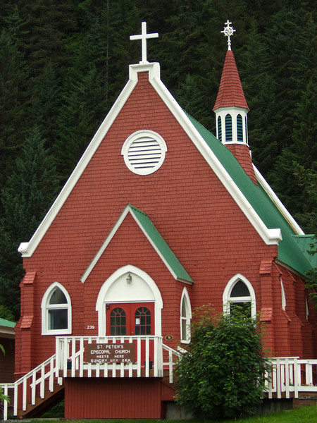 Episcopal Church in Seward, AK