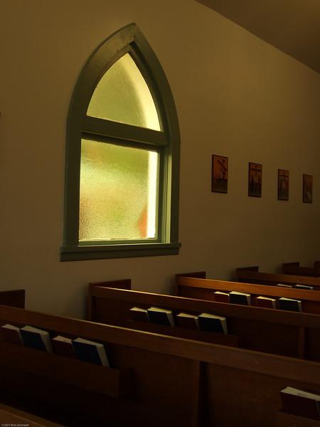 Episcopal Church in Seward, AK.