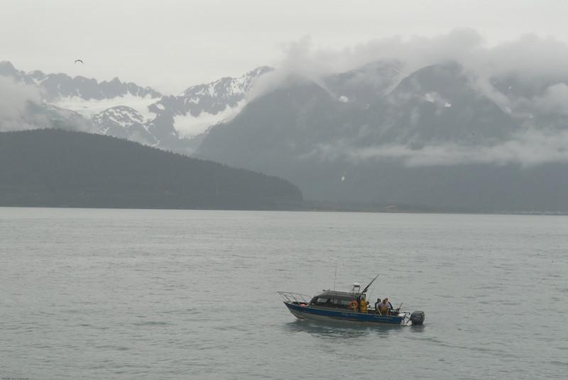 Seward fishing boat.