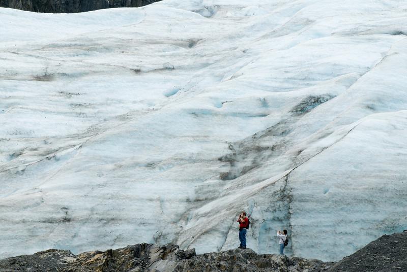 Exit glacier.