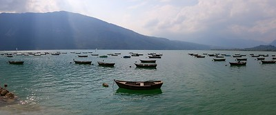 Poiatte, Lago di Santa Croce