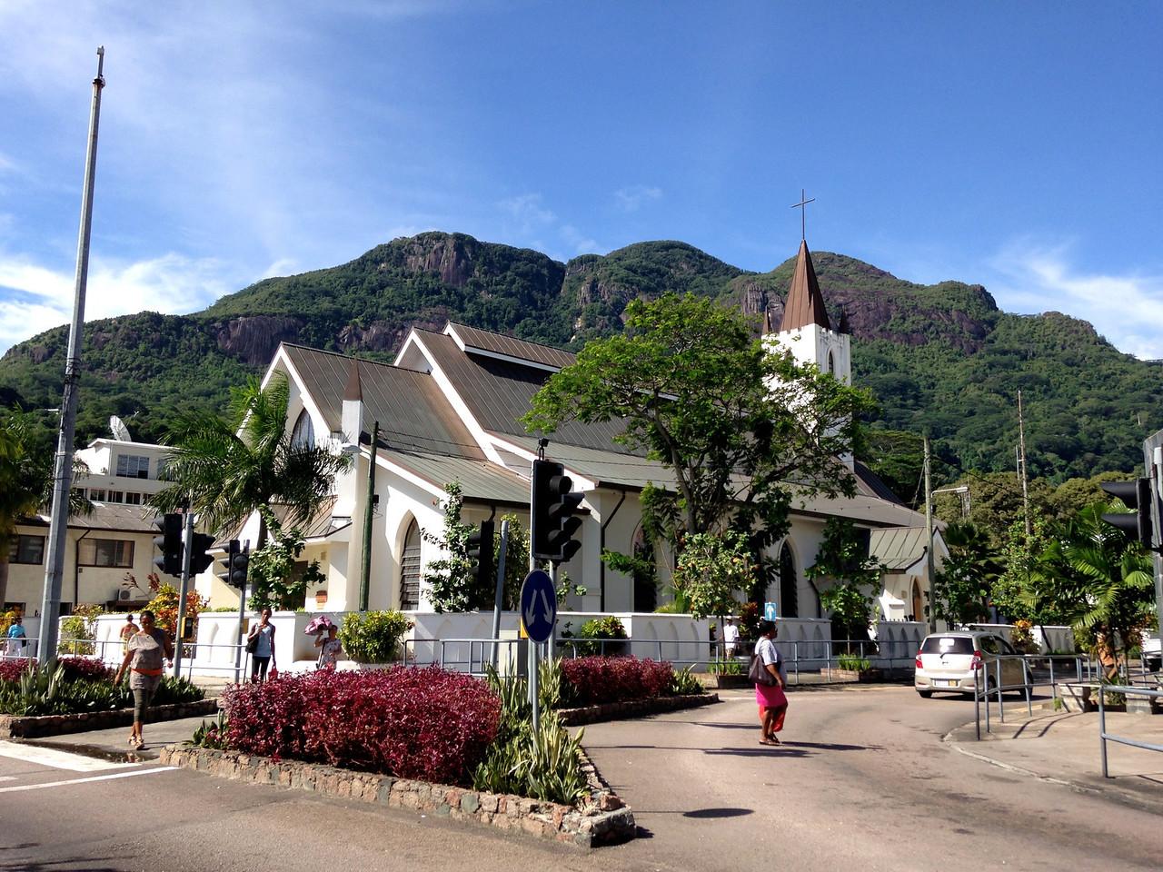 Victoria (capital of Seychelles)