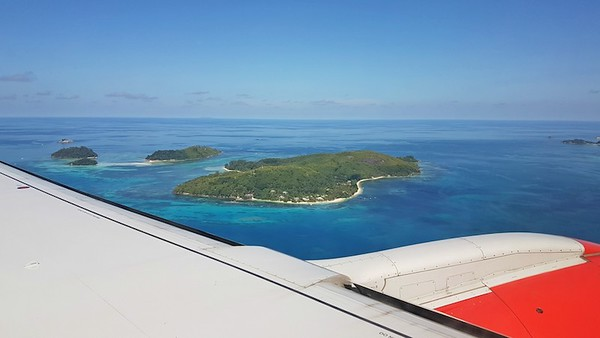 Seychelles - Arriving in Mahe