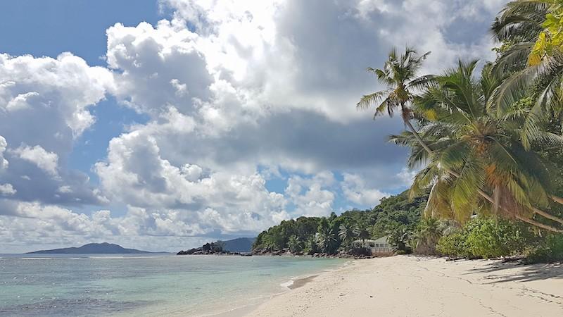 Seychelles - Anse Petit view