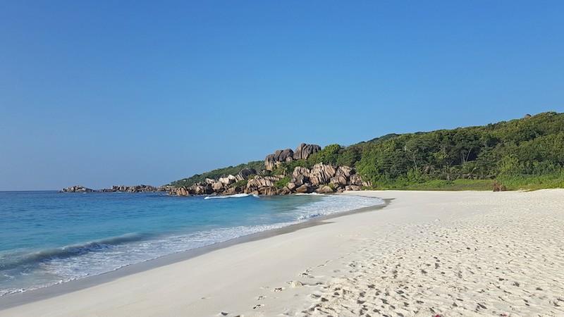 Seychelles - Grand Anse Beach