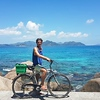 Seychelles - Biking around La Digue