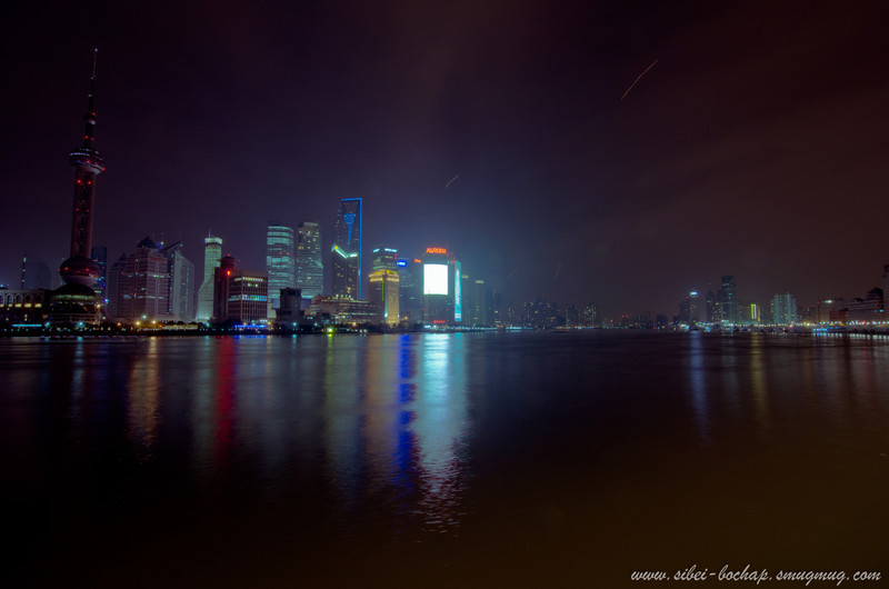 pudong  from the bund 3/5