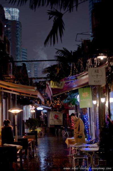 Rainy (n mother cold) Tai Kang Lu Alley 5/5