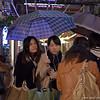 2 girls, 1 .... umbrella :(