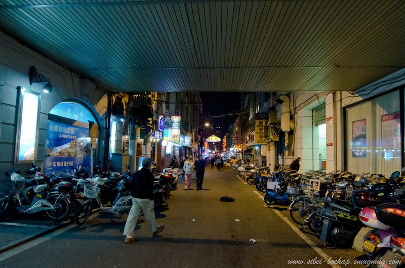 shanghai back alley