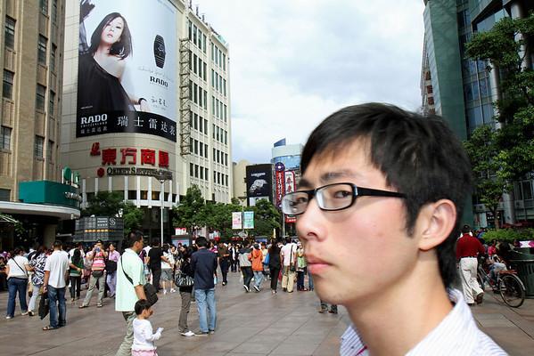 Shanghai, China - 2010