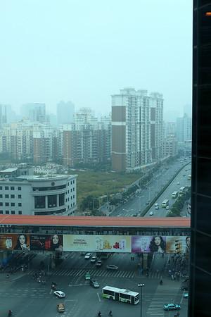 Shanghai, China - November 2009