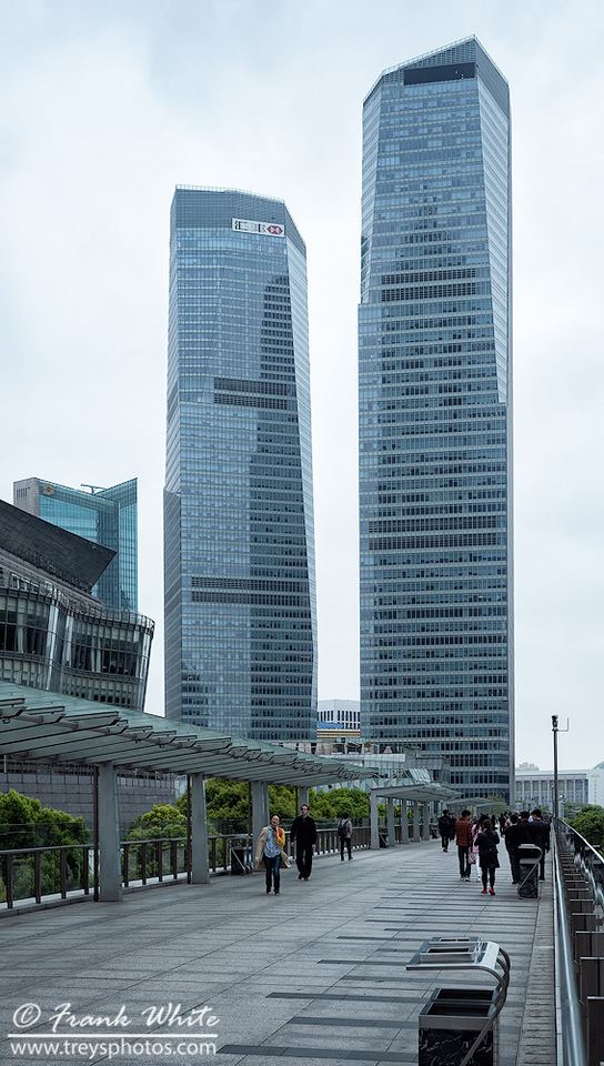 One Lujiazui tower