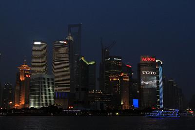 Pudong, Shanghai.