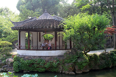Suzhou - Humble Administrator's Garden.