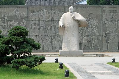Suzhou - Statue
