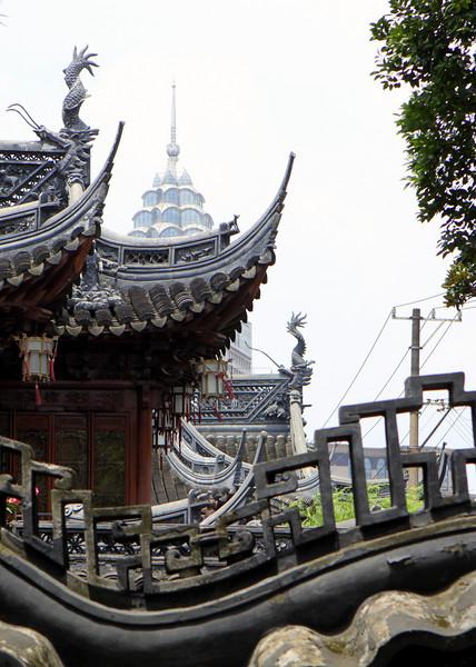 Yuyuan Gardens July 21, 2009