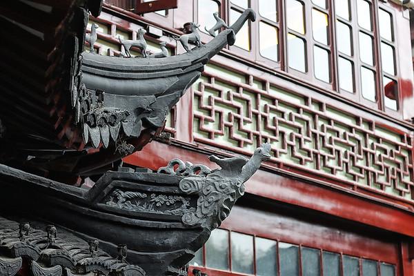 Yuyuan Old Town