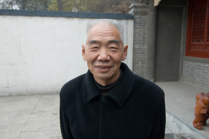 Guo Mengzhu, director of the liaison department