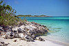 Exuma crystal clear water
