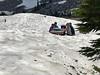 Picnicing at Lake Helen