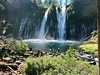 Burney Falls from the bottom of the trail