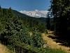 Mt Shasta from the I-5 Vista Point below Dunsmuir