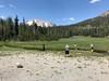 Mt lassen from Upper Kings Creek Meadow